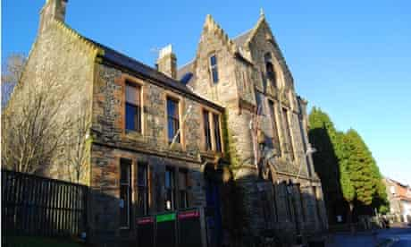 Burgh Hall Dunoon