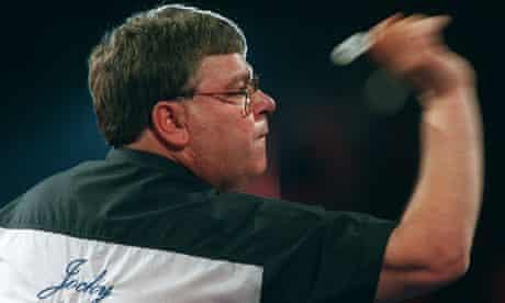 Jocky Wilson in 1995