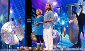 Sound of Soul audition for ITV's Britain's Got Talent