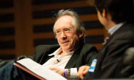 Ian McEwan in conversation with Ian Katz