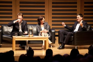 Guardian Open Weekend: David Miliband in conversation with Jonathan Freedland