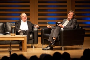 Guardian Open Weekend: Michael Billington in conversation with Sir David Hare