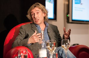 Guardian Open Weekend: Steve Coogan