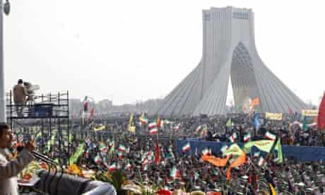 Azadi square