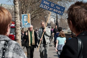 Placard gallery: Svein's placard prompted a range of answers