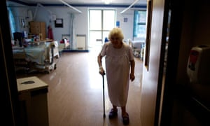Improving care for older people - live discussion