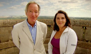 Britain's Secret Treasure Bettany Hughes and Michael Buerk,
