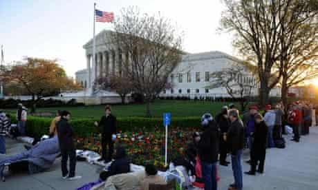 Supreme court healthcare line