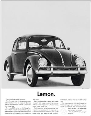 The Real Mad Men: VW - Lemon
