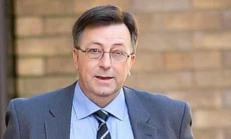 David Evans was jailed for 18 months for impersonating a qualified barrister