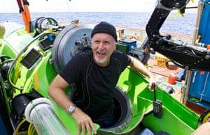 James Cameron: DEEPSEA CHALLENGER