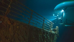 James Cameron: Ghosts of the Abyss