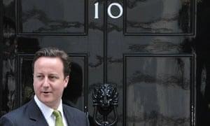 David Cameron £3bn donors