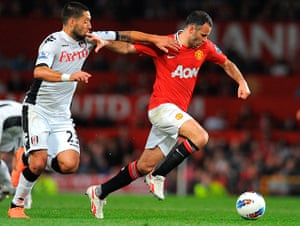 Premier League: Manchester United v Fulham - in pictures
