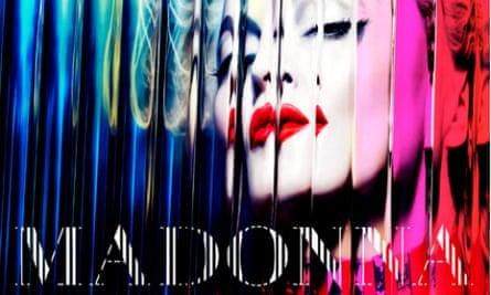 Madonna iPad app