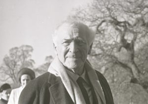 My Worst Shot: Marc Chagall by Jane Bown