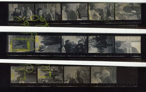 My Worst Shot: Contact Sheet By Jane Bown