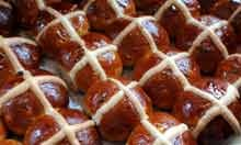 Gail's artisan bakery hot cross buns