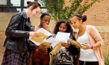 The changes would have allowed students to apply to university after receiving their A-level results
