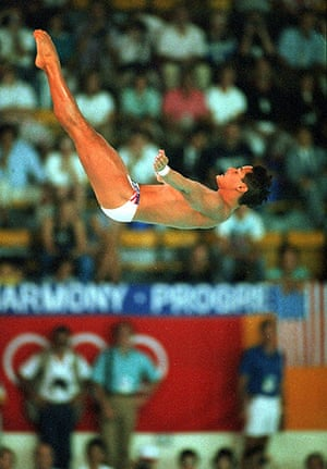 Olympic moments: sport