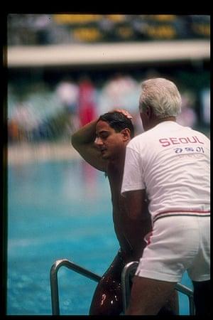 Olympic moments: Greg Louganis