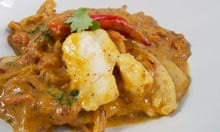Rick Stein recipe Goan fish curry
