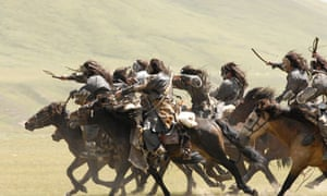 Still from Mongol: The Rise to Power of Ghengis Khan