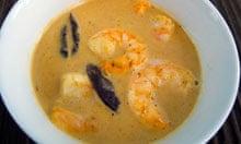 Madhur Jaffrey recipe Goan fish curry