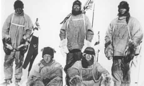 Captain Scott and other polar explorers
