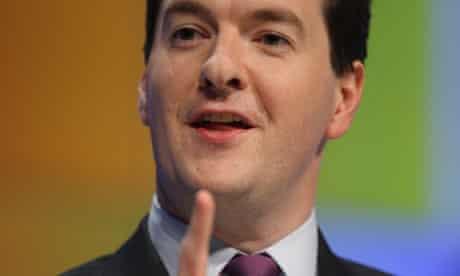 George Osborne conference