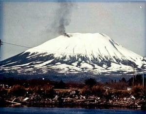 Hoaxes: In Sitka, Alaska, the volcano Mount Edgecumbe