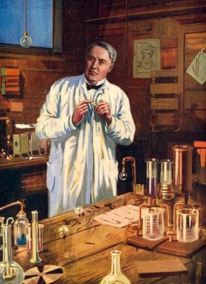 Hoaxes: Thomas Alva Edison