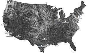 Wind graphic