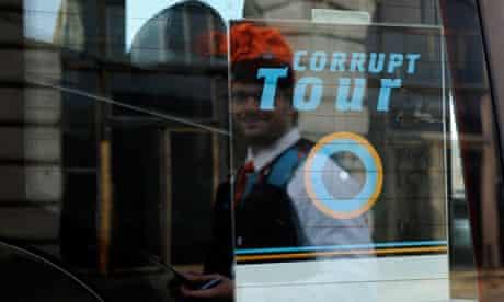 Justin Svoboda, Corrupt Tour, Prague 29/2/12
