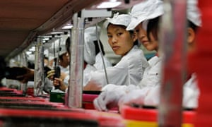 Foxconn factory Apple