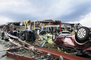 Tornado Updated: Henryville High School is destroyed after powerful storms