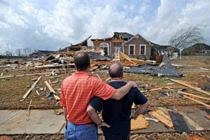 Tornado Updated: Alabama tornadoes