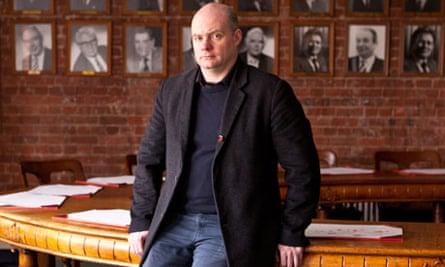 Steve Hedley