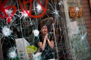 Barcelona: Mirian Burrueco,