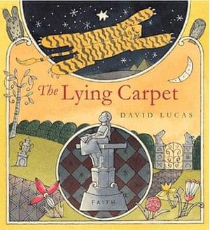 Easter Books (5-8): Easter Children's Books (5-8) - The Lying Carpet