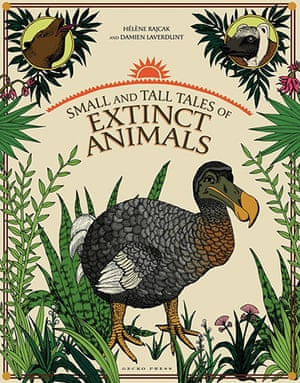 Easter Books (5-8): Easter Children's Books (5-8) - Small and Tall Tales of Extinct Animals