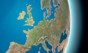 The Geosphere Project: Europe