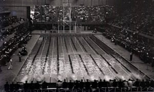 London 39 S 1948 Olympics The Real Austerity Games Sport The Guardian