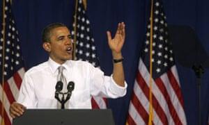 obama campaign iran