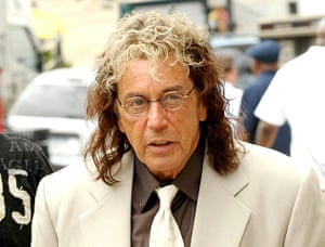 Mock Rock: Untitled  Phil Spector biopic film set, New York, America - 03 Aug 2011