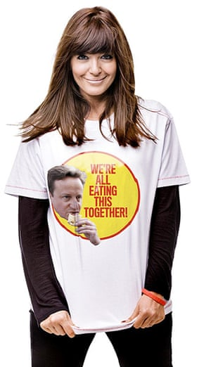 Tory Campaign: Claudia Winkleman