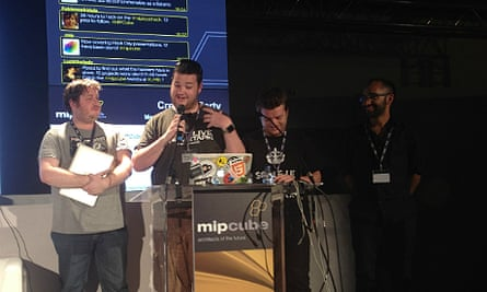 MIPCube TV Hack Day