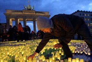 Earth Hour - in pictures: Earth Hour - in pictures