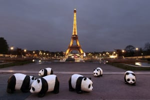 Earth Hour - in pictures