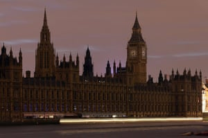 Earth Hour - in pictures: Lights Out For Earth Hour 2012 in London